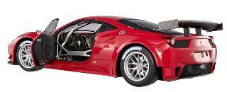 FERRARI 458 ITALIA GT2    1/18