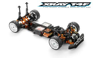 Xray T4F 2wd 1/10 Luxury Electric front TC FWD