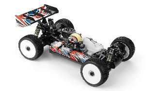 XRAY  XB8'19 LUXURY 1/8 NITRO OFF-ROAD CAR