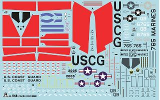 HC130J US COAST GUARD     1/72