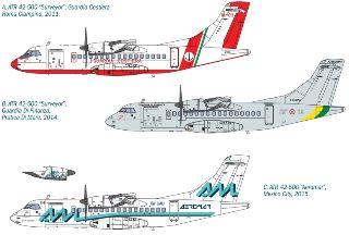 ATR 42/500 GUARDIA COSTIERA
