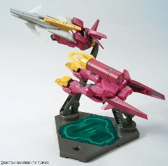 HGBD GUNDAM IMPULSE LANCIER 1/144