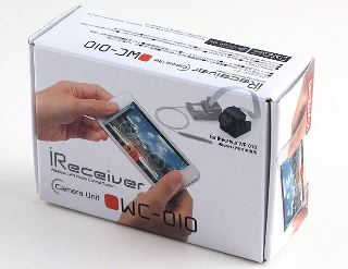 VIDEOCAMERA iRECEIVER WC-010