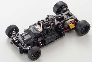 Sauber Mercedes C9 AEG Mini-Z RWD LM 1/28  con radio KT531P