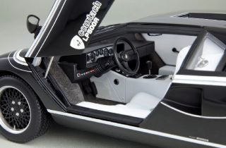 COUNTACH LP500R NERA      1/12