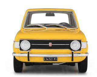 FIAT 128 1° serie GIALLO