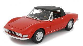 Fiat Dino Spider 2000 Rossa 1967