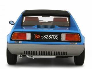 Lancia Beta Montecarlo Azzuro Chiaro 1/18 1° serie 1975