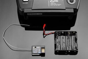 4GRS RADIO STICK PER AUTO 2,4G