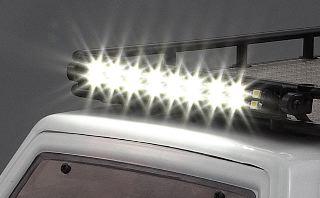 18 LED TIPO B PER SCALER  4,5v