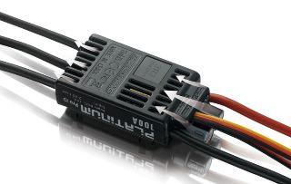 Regolatore Platinum Pro 100A ESC V3 2-6s 10A BEC 2