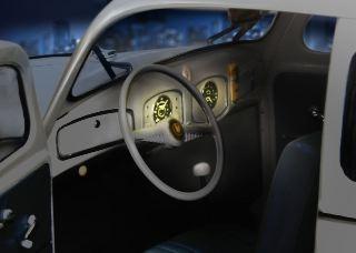 VW MAGGIOLINO 1951/52     1/16