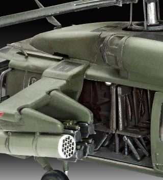 UH60A TRANSPORT HELY      1/72