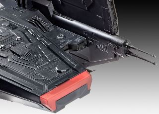 KYLO RENS COMMAND SHUTTLE 1/93
