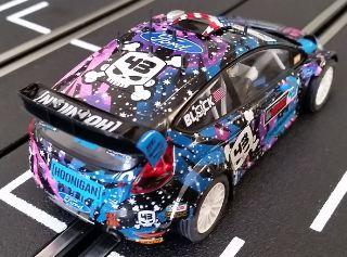 FORD FIESTA RS WRC ST-RX43