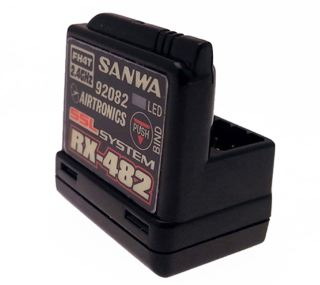 RADIO SANWA CAR M12S RS 4ch