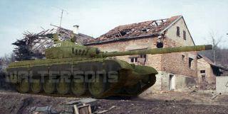 M84 NATO Bosnia 1996      1/72