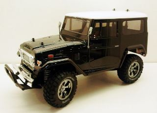 LAND CRUISER 40 BLACK     CC01