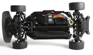 LaFerrari      4WD TELAIO TT02