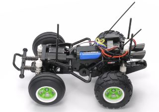 rc COMICAL GRASSHOPPER 2WD + WR-02CB