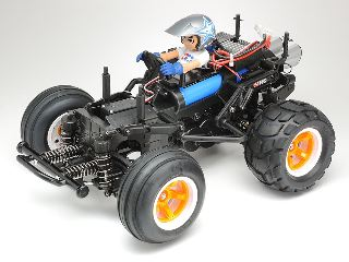Comical Hornet Telaio WR-02CB 1/10 buggy in kit