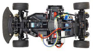 TELAIO M-CHASSIS M-08 1/10 2wd trazione posteriore M08