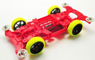 AVANTE MK.III Red MINI4WD PRO