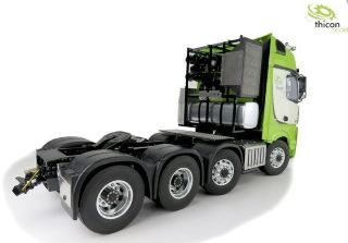 Thicon 8x8 heavy duty chassis 1/14 per Mercedes Arocs /Actros ARTR