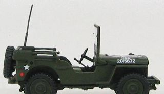 WILLY'S JEEP USA 1944     1/43